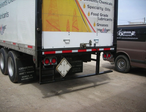 Box Truck Work for G&G Oil/Racing