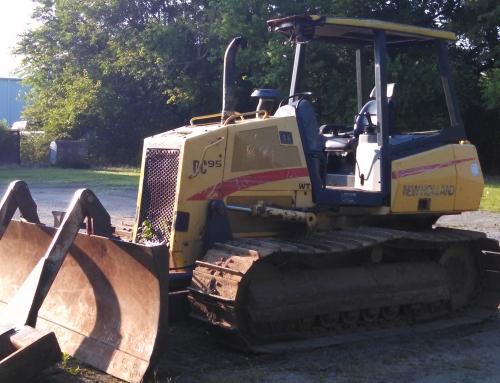 Wright Farms Bulldozer